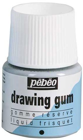 Pebeo Drawing Gum Frisket 45ml jar