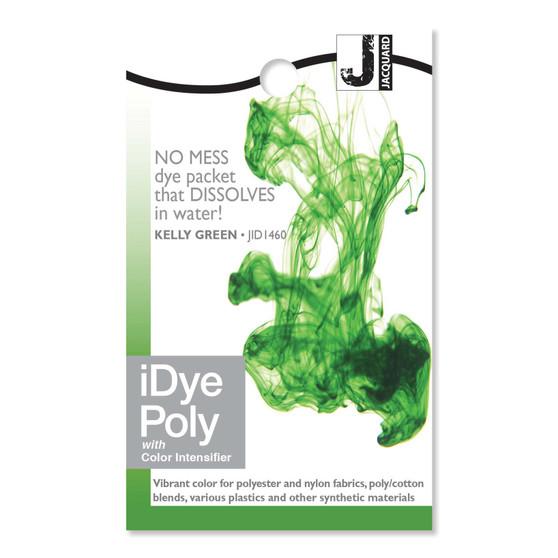 Jacquard I-Dye Poly 14g 460 Kelly Green