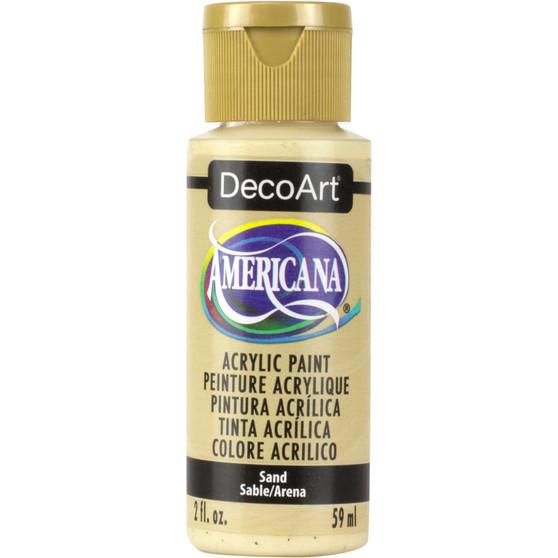 DecoArt Americana Acrylic 2oz Sand