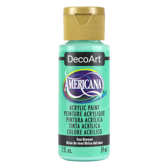 DecoArt Americana Acrylic 2oz Seabreeze