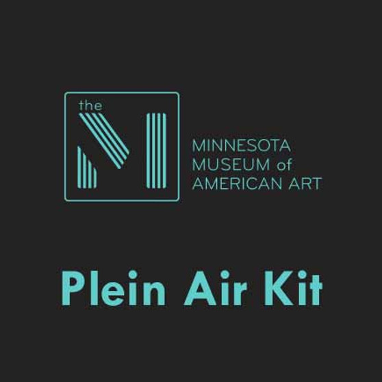 Minnesota Museum of American Art Oil Painting Plein Air Kit with Instructor Laura Andrews
