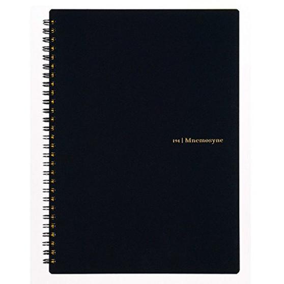 Mnemosyne 7mm Lined Notebook B5
