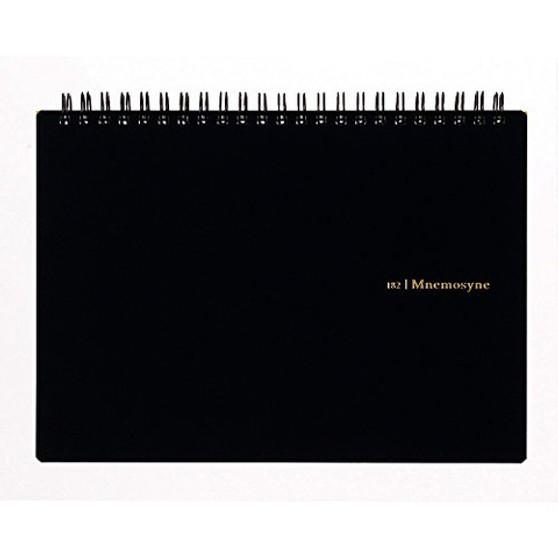 Mnemosyne 5mm Grid Notebook A5