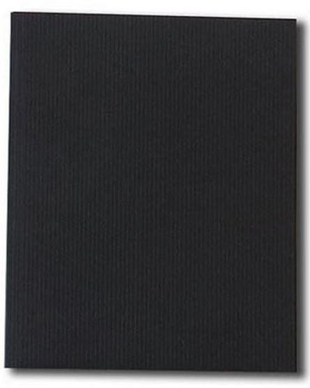 Kunst & Papier Jumbo Soft Cover 6.3x7.9 Black