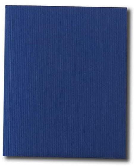 Kunst & Papier Jumbo Soft Cover 6.3x7.9 Blue