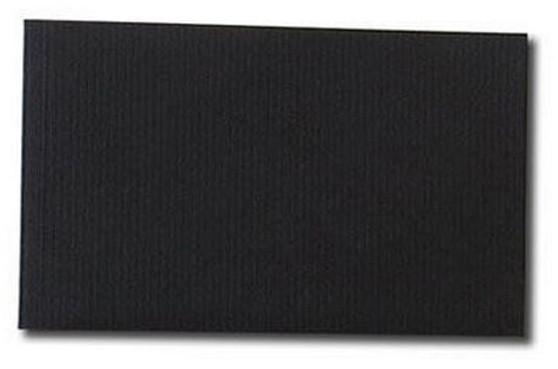 Kunst & Papier Jumbo Soft Cover 6.3x3.9 Black - Landscape