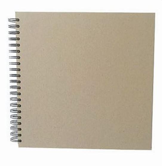 Kunst & Papier Wire-O Sketchbook 8.3x11.7