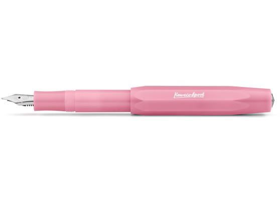 Kaweco Frosted Sport Fountain Pen Blush Pitaya Extra Fine