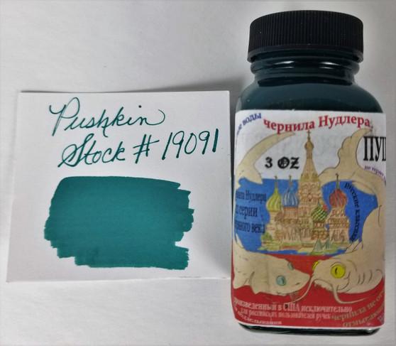 "Noodler's ""Russian Series"" Ink 3oz Pushkin"