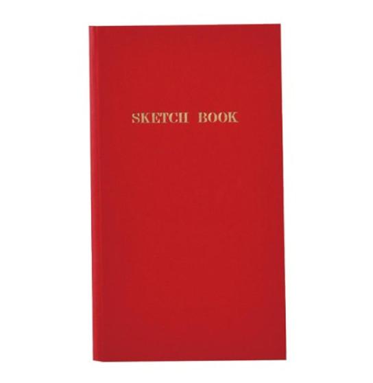 Kokuyo Trystrams Field Note Sketch Book Red