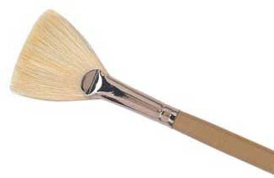 Robert Simmons Signet Chungking Boar Bristle Brush Fan Blender 12