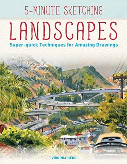 5-Minute Sketching - Landscapes
