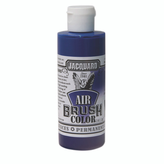 Jacquard Airbrush Color 4oz Bright Blue