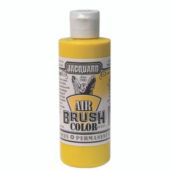Jacquard Airbrush Color 4oz Iridescent Yellow