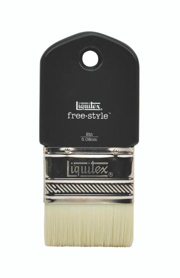"""Liquitex Free-Style Brush Paddle 2"""""""