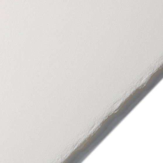 "Arches Watercolor Natural White 300lb Hot Press 22X30"" Sheet"