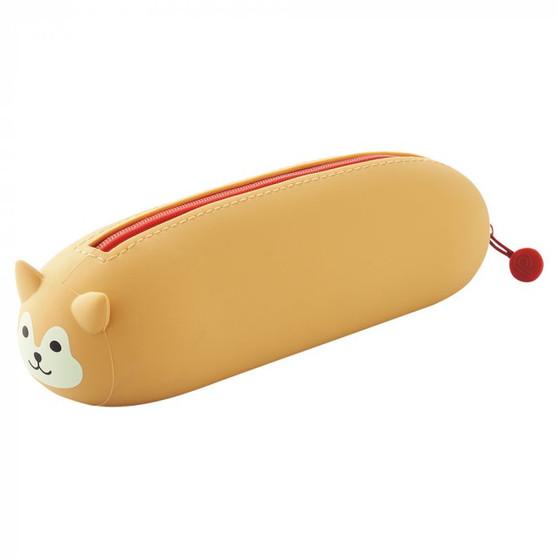 PuniLabo Lying Pen Pouch Shiba Inu Dog
