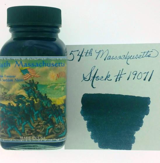 Noodler's Fountain Pen Ink 3oz 54th Massachusetts