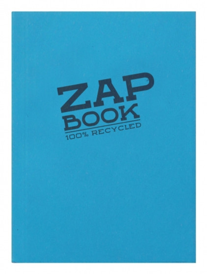 Clairefontaine Zap Book A5 160 Sheet Pad - Assorted Colors