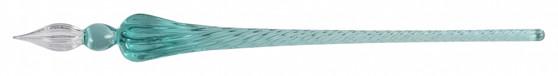 J. Herbin Glass Pen Turquoise Green