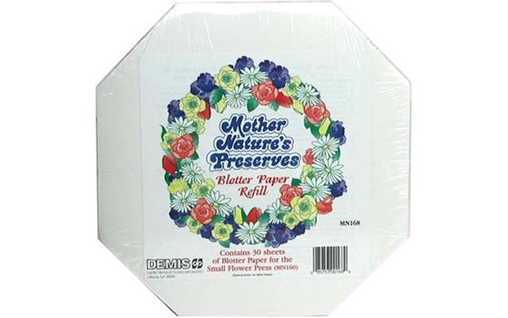 Mother Nature's Preserves Blotter Paper Refill
