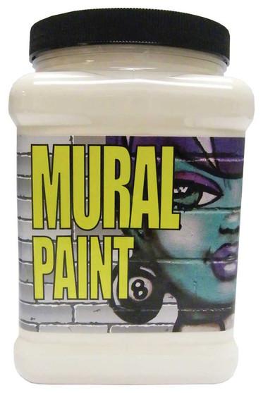 Chroma Mural Paint Half Gallon Sand