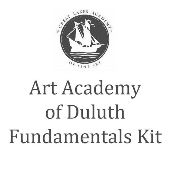 Art Academy of Duluth Fundamentals Kit