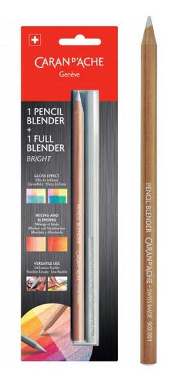 Caran d'Ache Blender Pencil & Full Blender 2 Pack