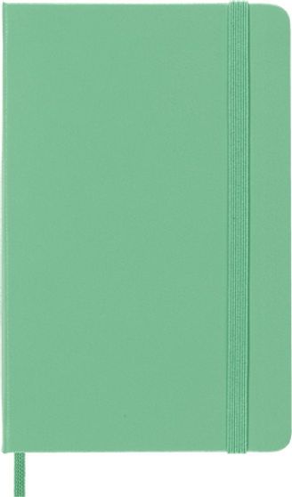 Moleskine 2022 12 Month Weekly Planner Pocket Soft Cover Ice Green