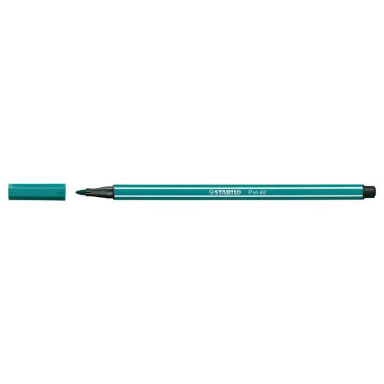 Stabilo Pen 68 Marker Turquoise Blue