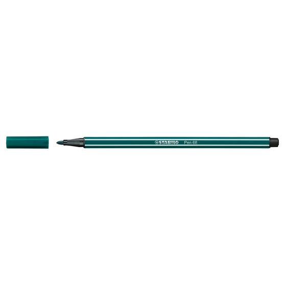 Stabilo Pen 68 Marker Turquoise Green