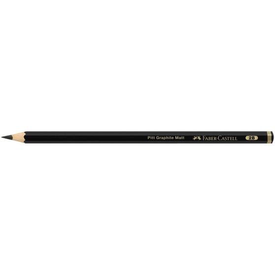 Faber-Castell Pitt Graphite Matte Pencil 2B