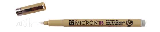 Sakura Pigma Micron Pen 05 Light Grey