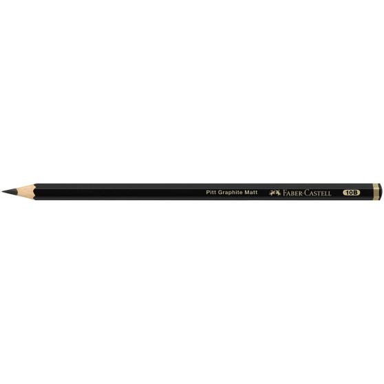Faber-Castell Pitt Graphite Matte Pencil 10B