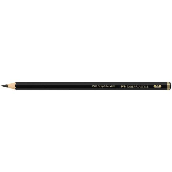 Faber-Castell Pitt Graphite Matte Pencil 6B