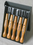 Powergrip Woodcarving Tool Set