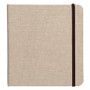Clairefontaine Goldline Travel Album 32 Blank Natural Sheets Size 4 x 5¾ (A6)