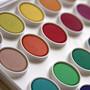 Angora Round Watercolor Pan 14 Set