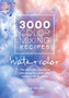 3000 Color Mixing Recipes Watercolor Paint