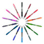 Zebra Sarasa Dry X20 Gel Retractable Pen .7mm Forest Green