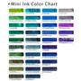 Colorverse Ink Mini 5ml Bottle Ginkgo Tree