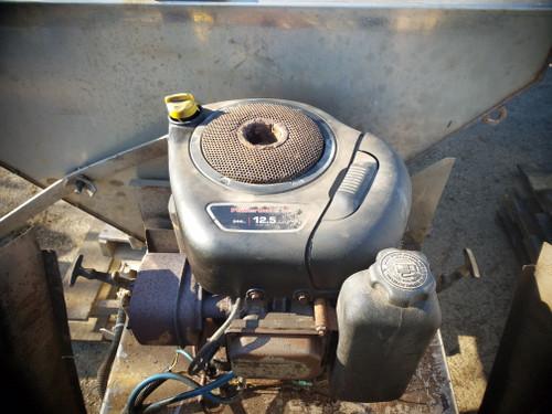 Air Flow Gas Stainless Steel Spreader - Used