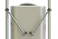 V-Brace Stabilizer Kit for T-Tops