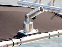 Stryker T-Tops Outrigger Mounts (Set of 2)