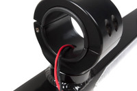 LED Light Bar for Towers - Powder Coated Black