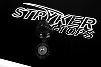 Stryker Electronics Box with Two 4-Inch Speakers and LED Light