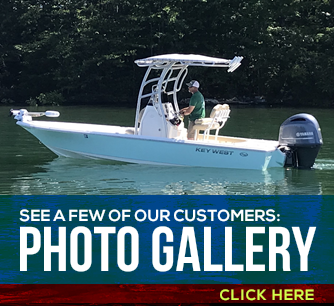 Click here to view our customer boat ttop gallery