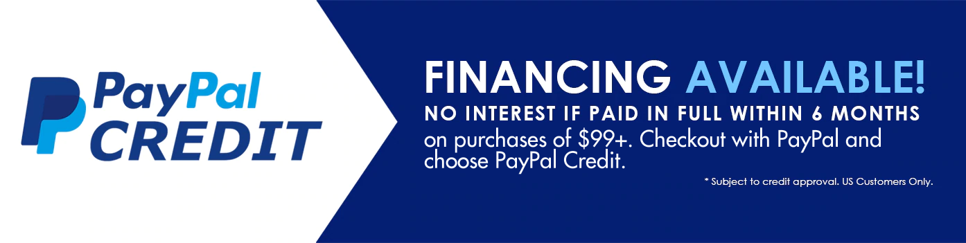 PayPal Credit no interest payments