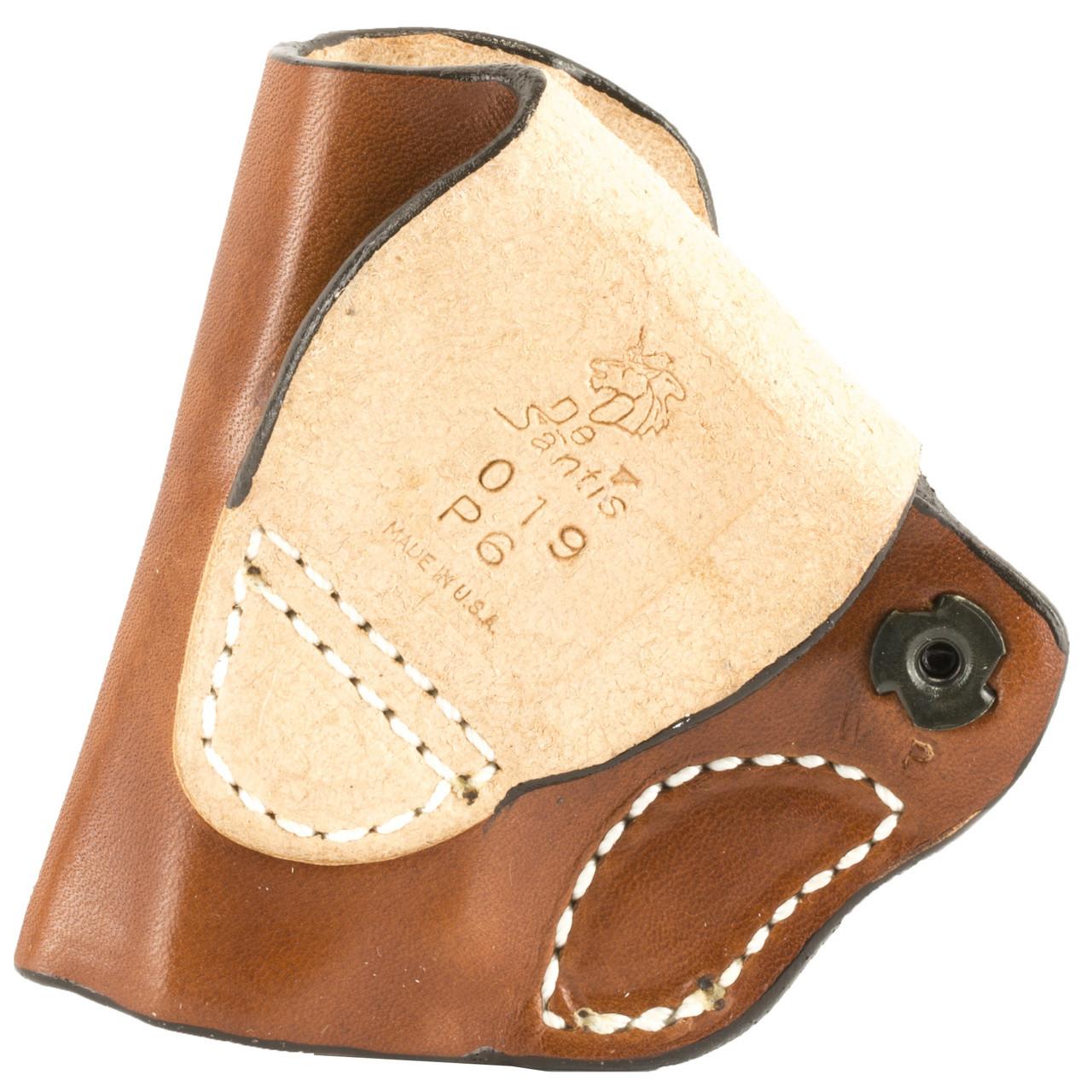Desantis 019TAP6Z0 Mini Scabbard Sig Sauer P238 Belt Holster RH Tan