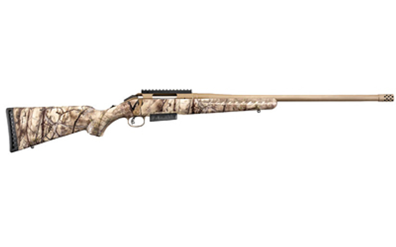 Ruger American Bolt-Action Rifle, 450 BUSHMASTER, 22